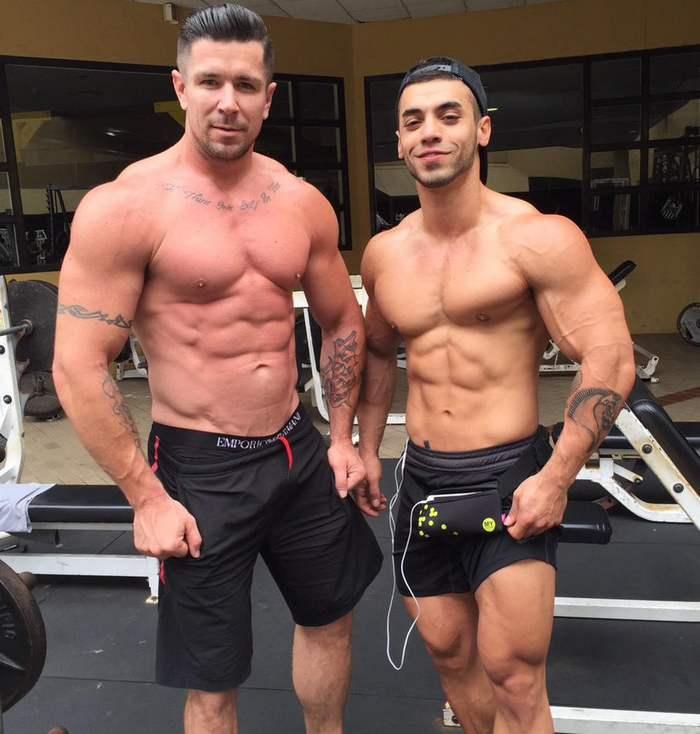 Trenton Ducati Arad Gay Porn Stars Muscles