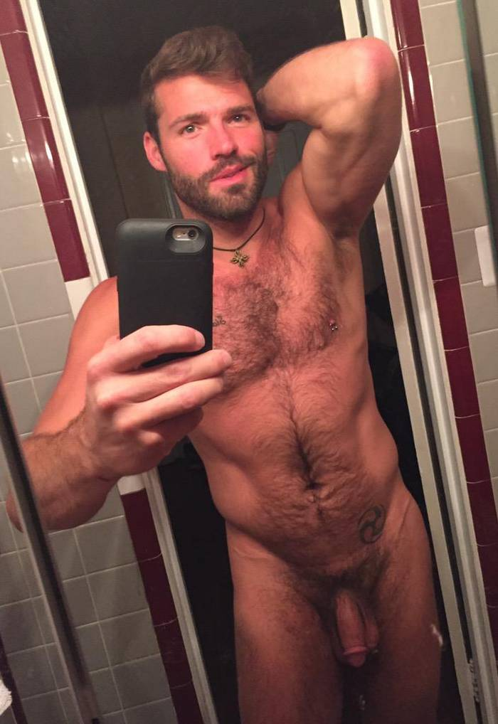 hairy male porn stars Naked