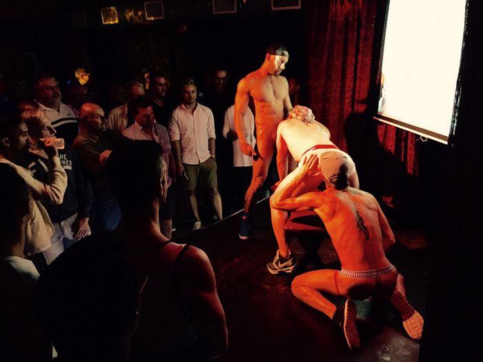 Live sex shows sydney