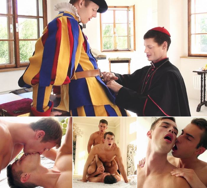 BelAmi Gay Porn Scandal In The Vatican 2 Swiss Guard