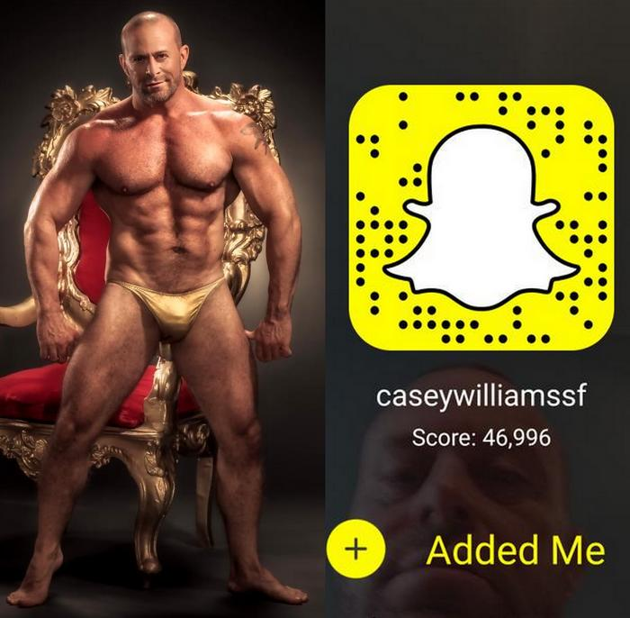 Casey Williams Snapchat Gay Porn