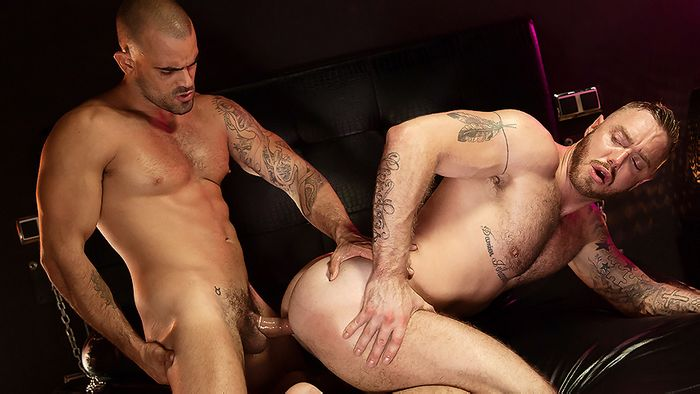 Damien Crosse Fucks Dominique Hansson