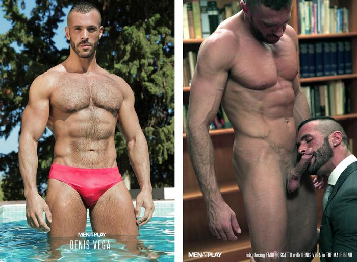 Emir Boscatto Emiliano Denis Vega Gay Porn Menatplay 2