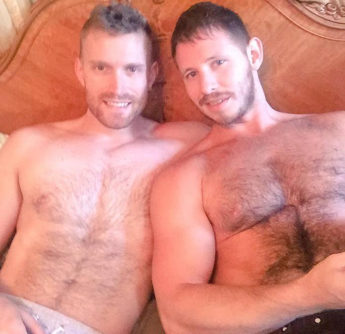 Evan Lance Spencer Whitman Gay Porn Stars