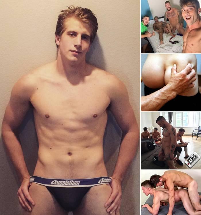 Gay Porn Seth Bond Lance Hart Rocco Steele Sgt Miles