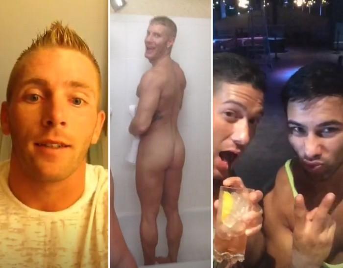Gay Porn Stars Periscope JohnnyV ScottRiley Kyle Kash Dorian Ferro