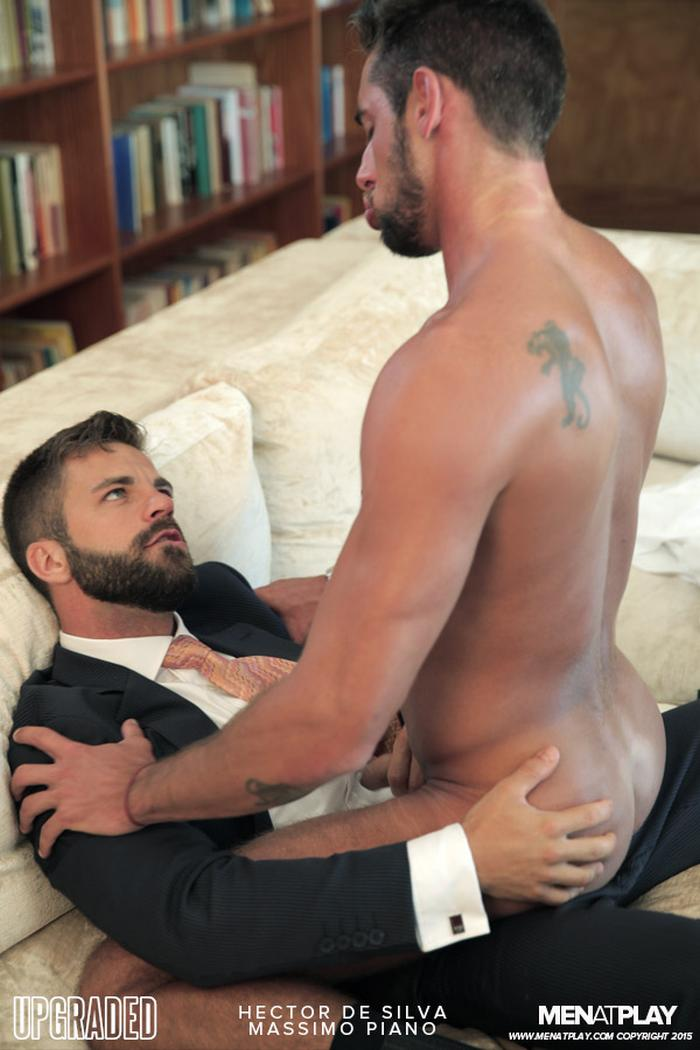 Hector De Silva Massimo Piano Menatplay Gay Porn