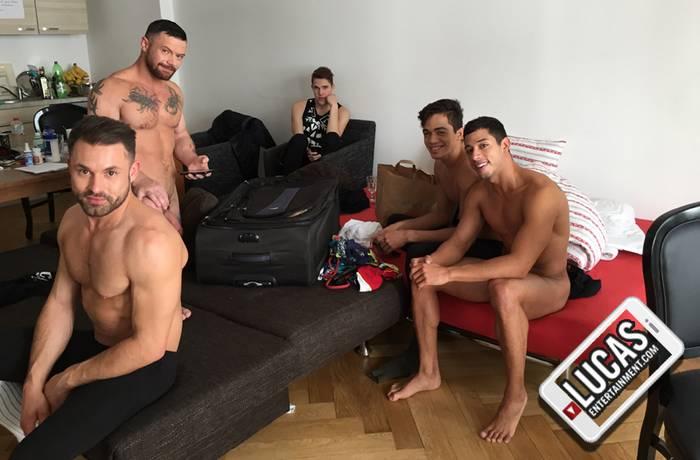 LucasEnt Gay Porn Berlin 2015c