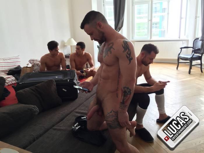 LucasEnt Gay Porn Berlin 2015e