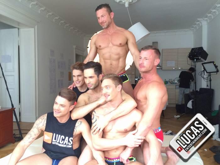 LucasEnt Gay Porn Berlin 2015g