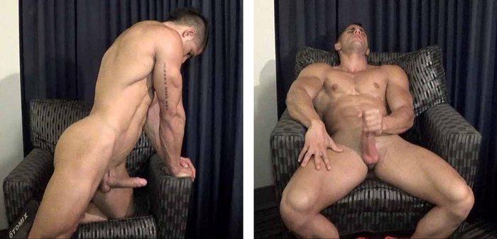 Mateo Lucas Nude Male Porn Model BrentEverett 3