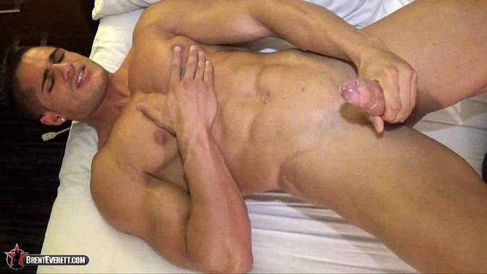 Mateo Lucas Nude Male Porn Model BrentEverett 4