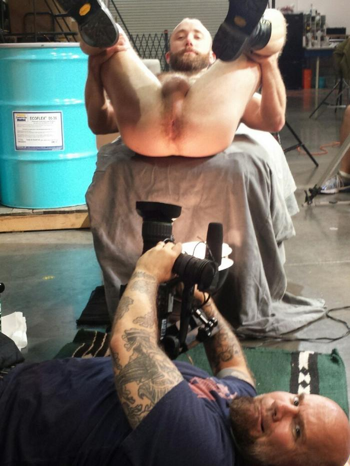 behind the scenes fuck