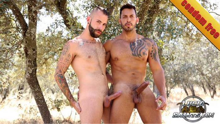 Viktor Rom Angel Garcia Lucio Saints BTS 4