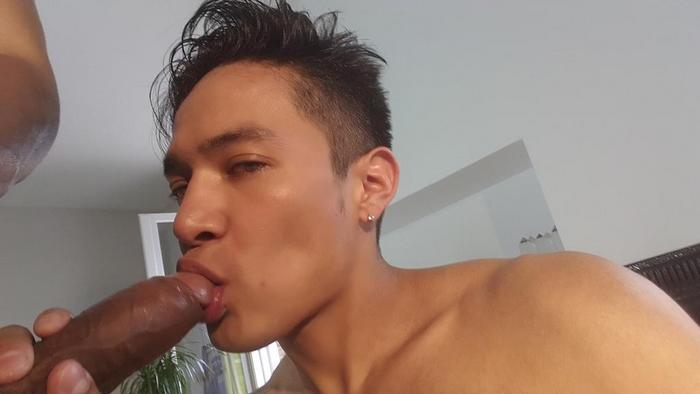 Viktor Rom with Ricky Ibanez Gay Porn 2
