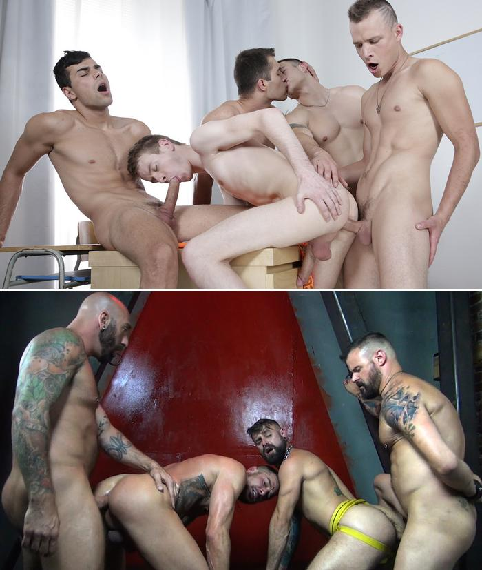 Xxx gay group sex mvoies