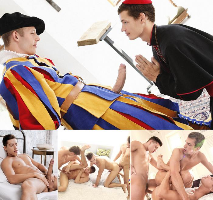 BelAmi Gay Porn Scandal In Vatican 2 Swiss Guard