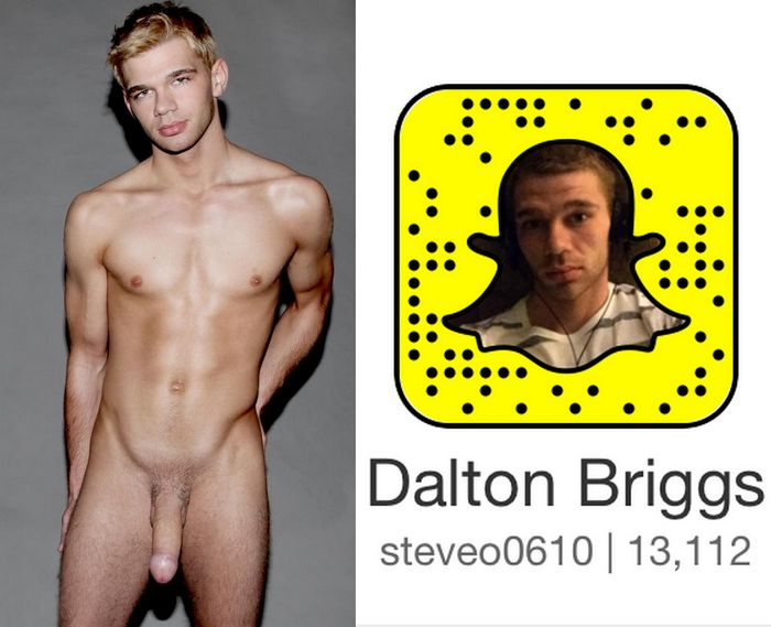 Horny gay guys on snapchat