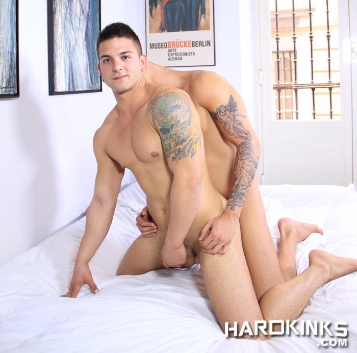 Bareback home made gay sex tapes first time 3