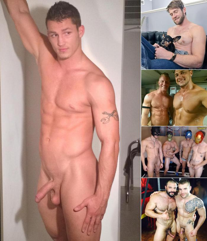 Gay Porn Jonny Maro Colby Keller JohnnyV Rogan Richards Isaac Eliad