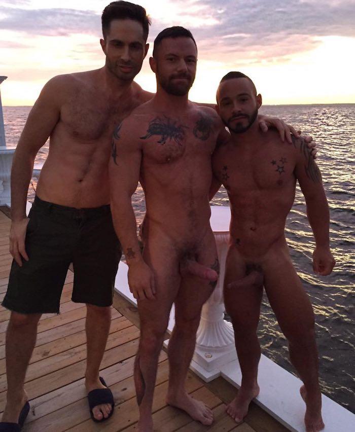Fire Island gay sex