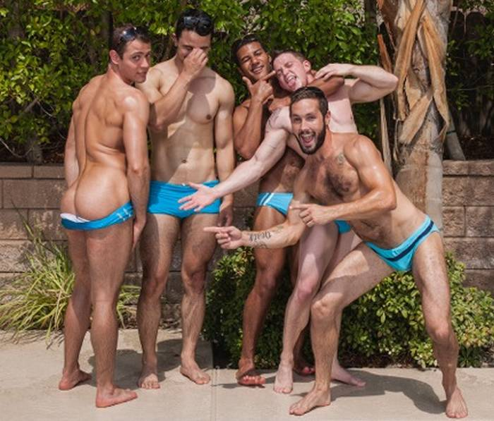 RandyBlue Brendan Phillips Ezra Finn Dominic Santos Duke Campbell Jeff Powers Gay Porn Stars