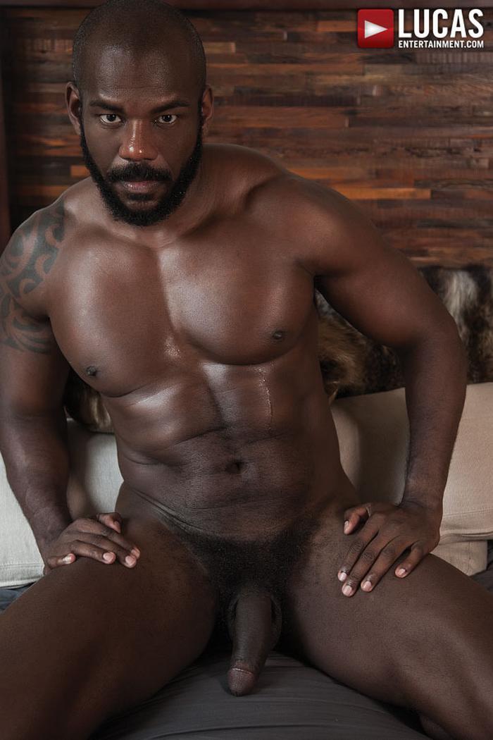 list of black gay pornstars