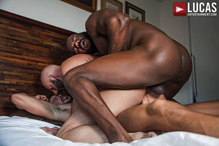 interracial gay porn pictures Feb 2015  gay hardcore blog.