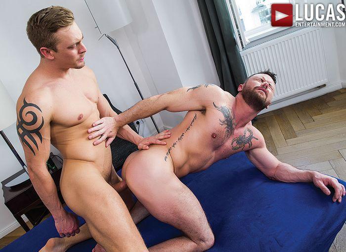 Sergeant Miles Michael Lachlan Gay Porn Bareback Sex