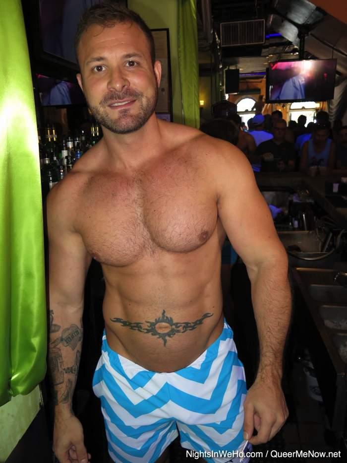 Gay Porn Stars Ryan Rose, Boomer Banks, Rocco Steele