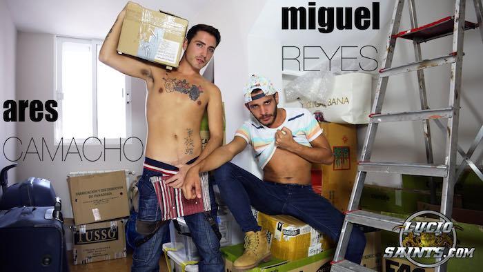 Ares Camacho Miguel Reyes Gay Porn 1