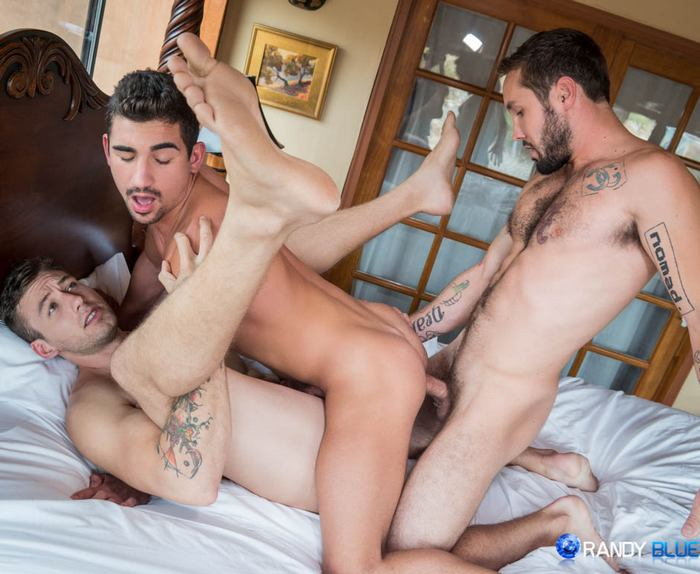 Atticus Fox Jeff Powers Lukas Valentine