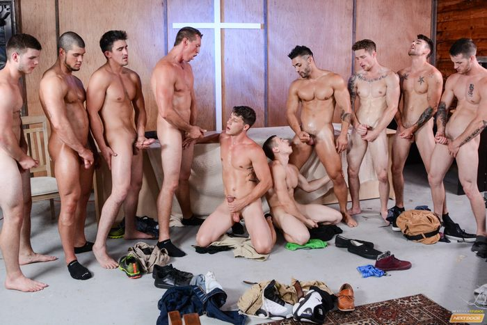 Gay muscle orgy blog - Gay - Hot Pics