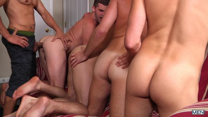neighbors gangbang gay