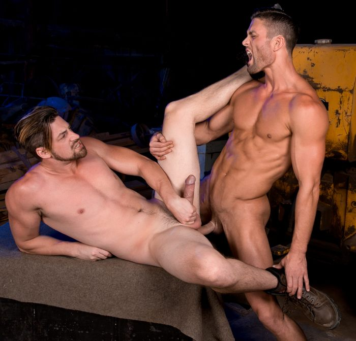 Ryan Rose Andrew Stark Gay Porn Sex Huge Cock