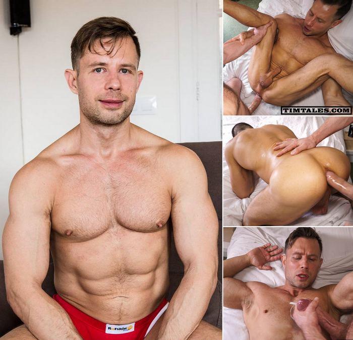 Huge russian gay cock