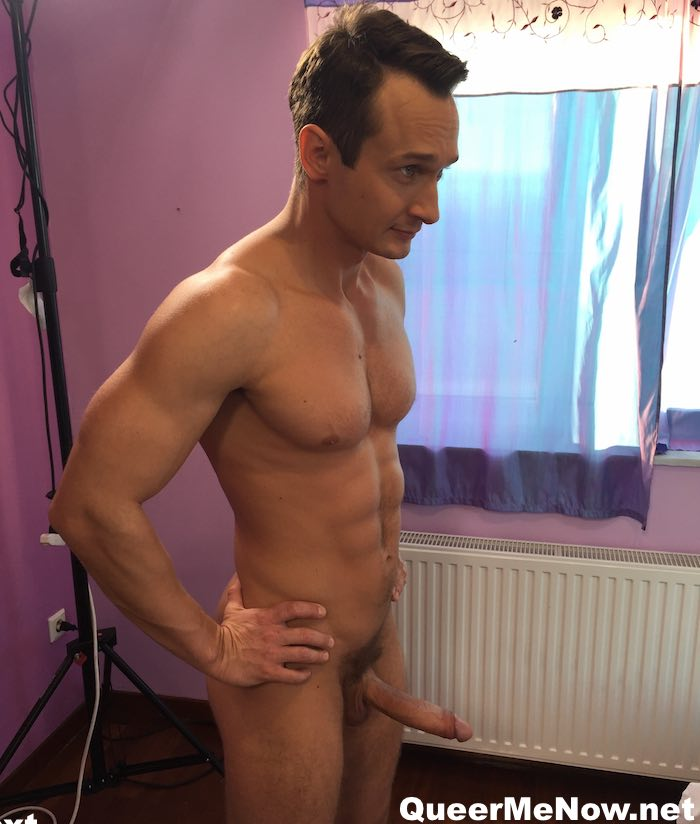 Alex Kof Gay Porn Star Muscle Russian Hunk