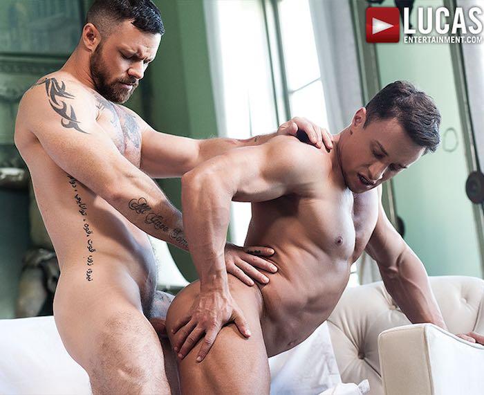 Alexander Volkov Gay Porn Star Sergeant Miles Muscle Hunk Bodybuilder Bareback Sex
