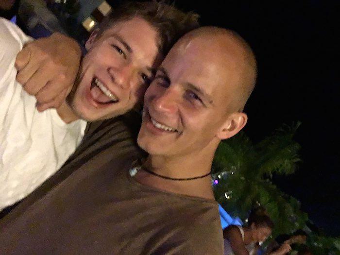 BelAmi Gay Porn Stars Jamie Durrell Jean Daniel Flirt Summit Cancun 2015e