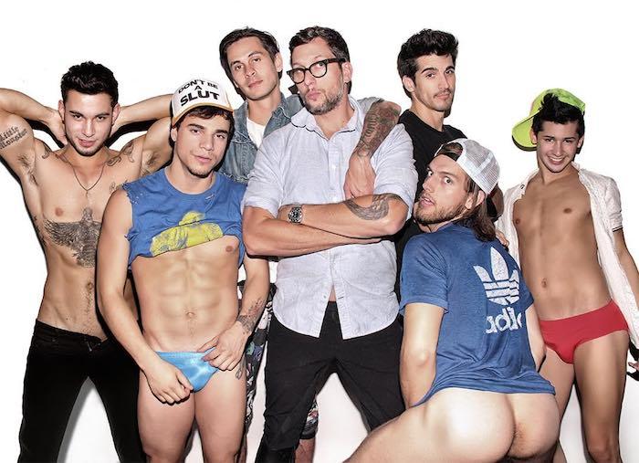 CockyBoys Gay Porn Stars Meet The Morecock