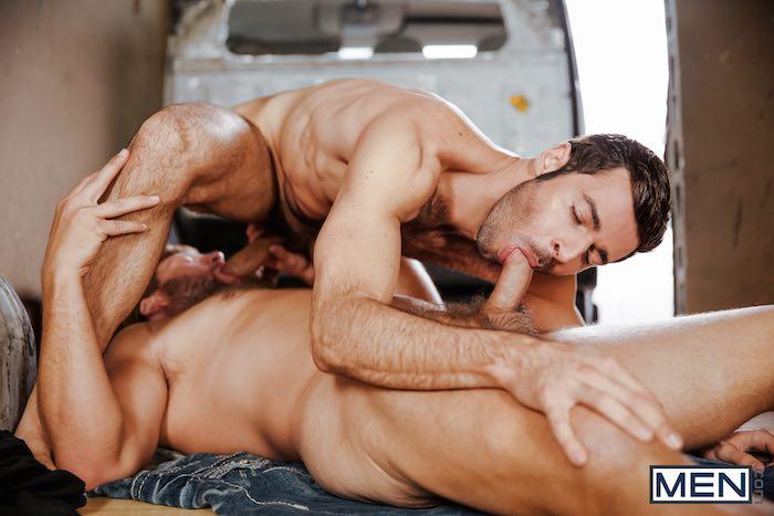 Dario Beck Gay Porn Star Colby Jansen 2
