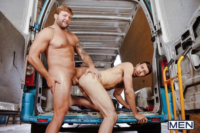 Dario Beck Gay Porn Star Colby Jansen 3