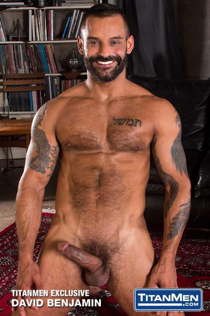 Benjamin david gay porn star