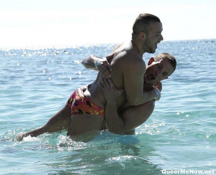 Gay Porn Star MEN At Sea Caribbean Cruise 4 Luke Adams Lancon Mycles