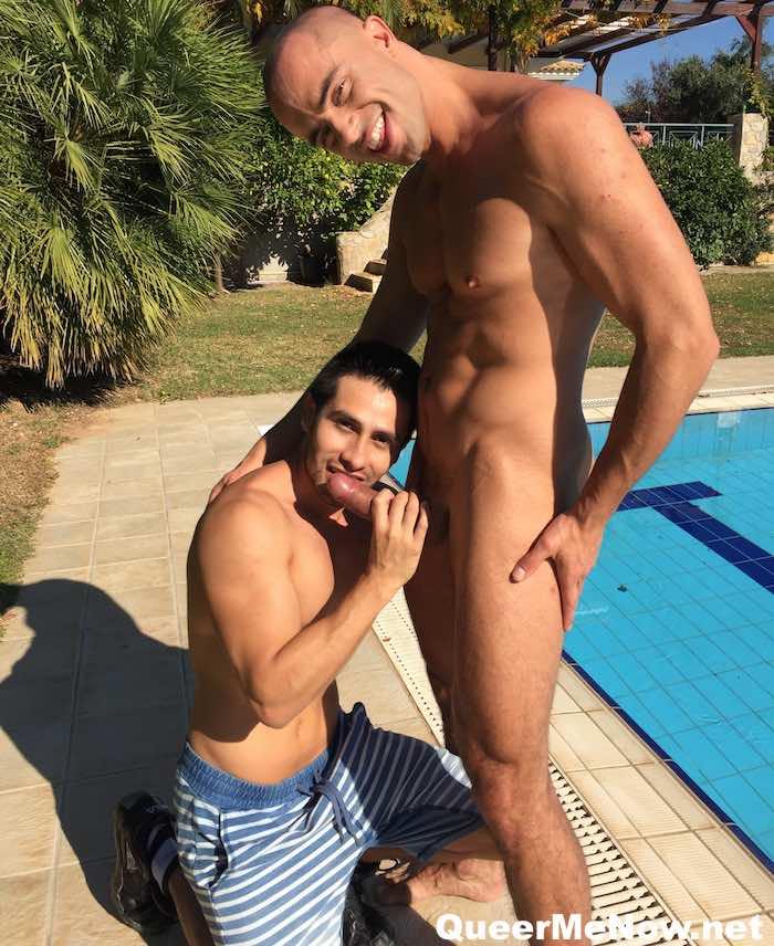 Gay Porn Stars Diego Summers Derek Allan