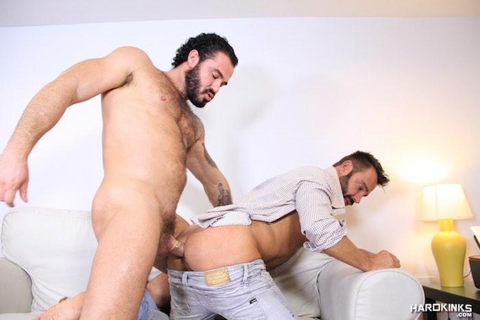 Jessy Ares Gay Porn Star Martin Mazza HardKinks