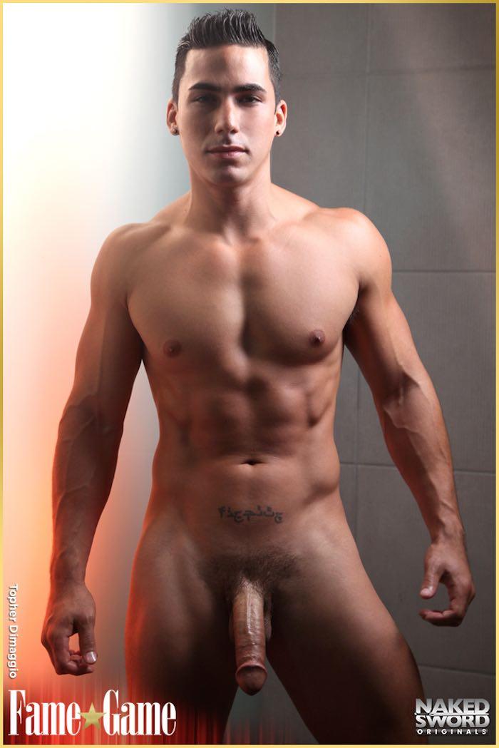 Skinny gay male feet worship video