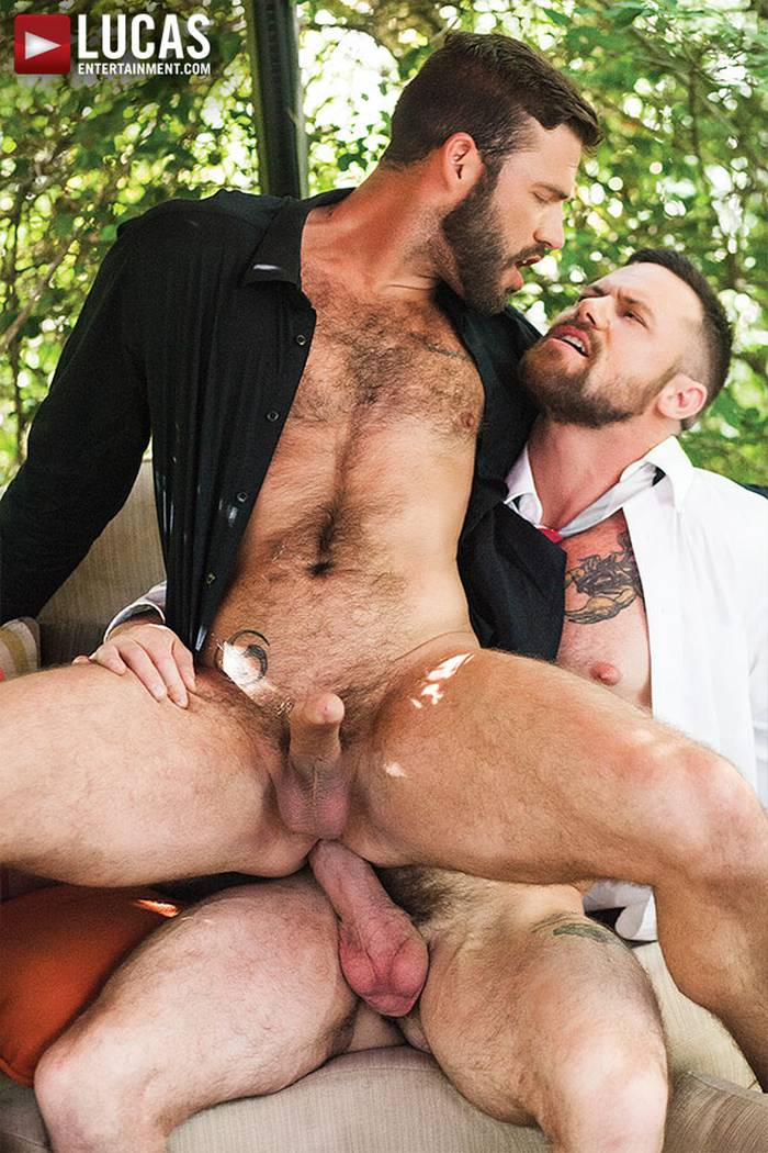 hairy gay men videos