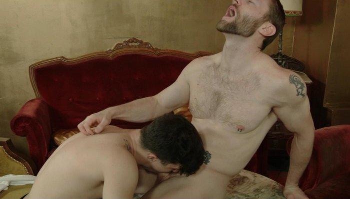 Dennis West Gay Porn Star Jake Bass 1