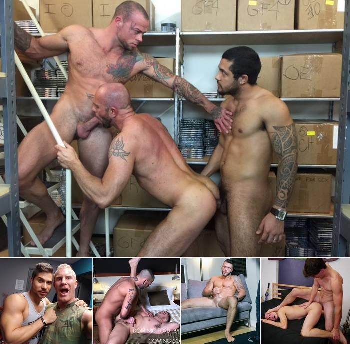 Spartacus tv series gay
